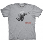 Poaching Rhino Neushoornshirt Kind