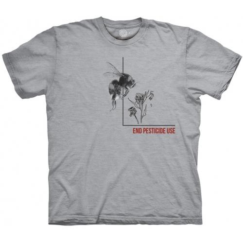 Pesticide Bumble Bee Kindershirt
