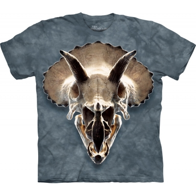 Triceratops Skull Kindershirt