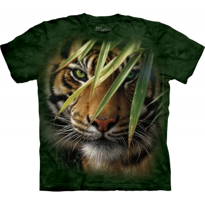 Emerald Forest Tijgershirt Kind
