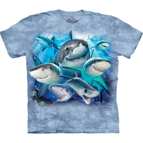 Sharks Selfie Haaishirt