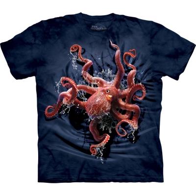 Octopus Climb Kindershirt