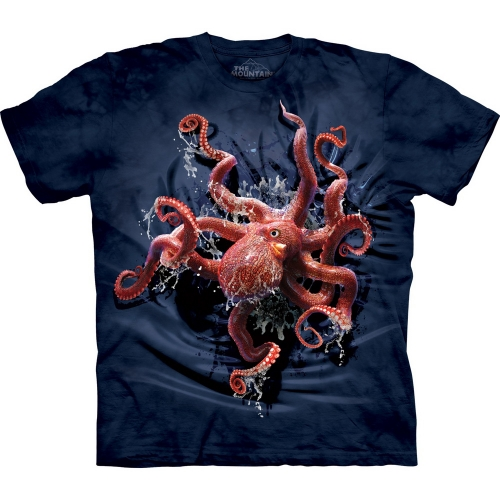 Octopus Climb Kindershirt