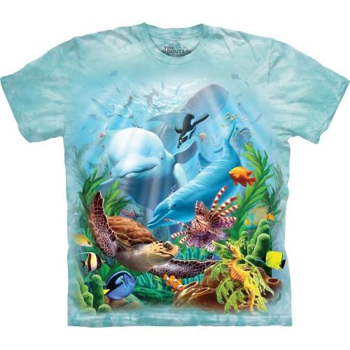 Seavillians Schildpadshirt Kind