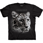Leopard Extinction Is Forever Luipaardshirt Kind