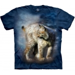 Silent Spirit Lynxshirt Kind