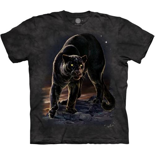 Panther Portrait Kindershirt