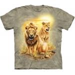 Lion Pair Leeuwenshirt Kind
