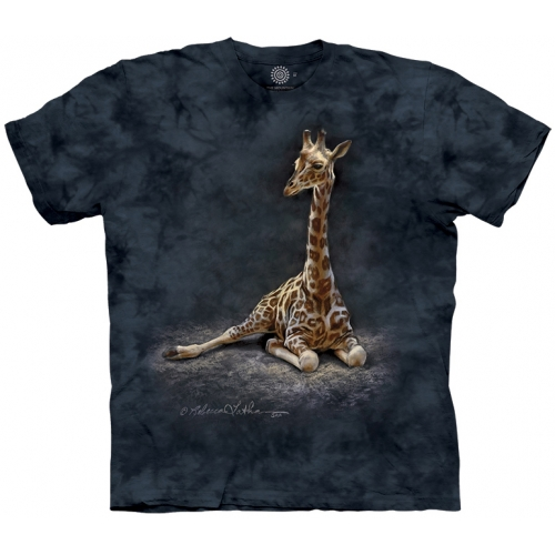 Giraffe Calf Kindershirt