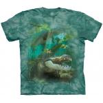 Alligator Swim Kindershirt