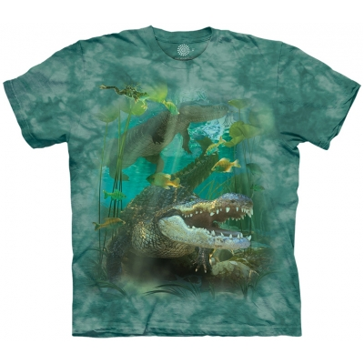 Alligator Swim Kindershirt