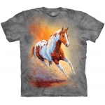 Sunset Gallop Paardenshirt Kind