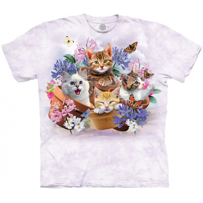 Garden Wonders Kattenshirt Kind
