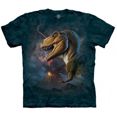 Volcano Rex Dinoshirt Kind