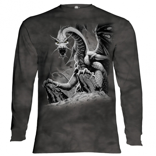 Black Dragon Draken Longsleeve