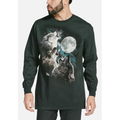 Three Wolf Moon Longsleeve