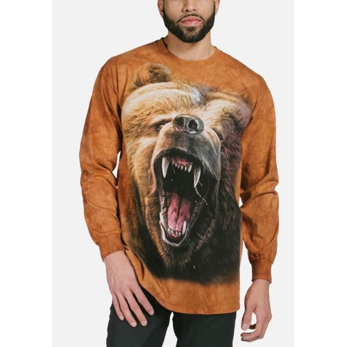 Grizzly Growl Longsleeve