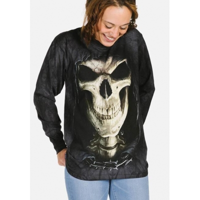 Big Face Death Longsleeve