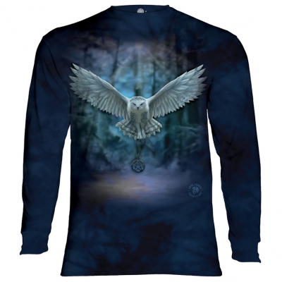 Awake Your Magic Uil Longsleeve