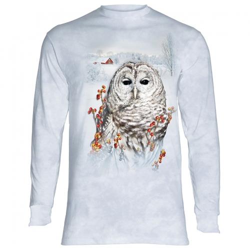 Country Owl Dieren Longsleeve