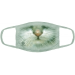 Green Eyed Kitten Mondmasker