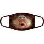 Baby Orangutan Mondmasker