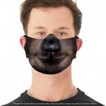 Sloth Mondmasker