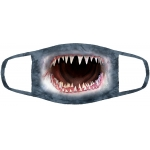 Wicked Nasty Shark Mondmasker
