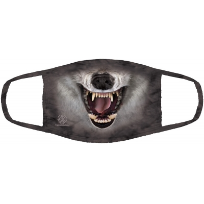Terror Wolf Mondmasker