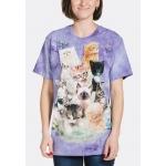 10 Kittens Katten Shirt