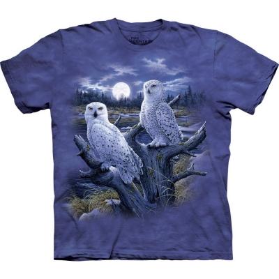 Snowy Owls Uilenshirt