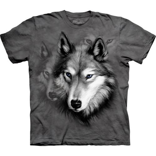 Wolf Portrait Shirt