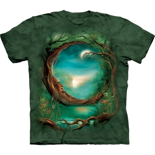 Moon Tree shirt