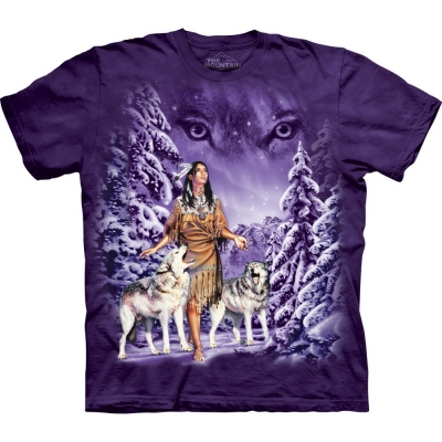Eyes Wolf Shirt