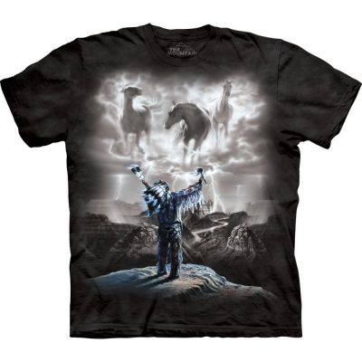Summoning The Storm Paard Shirt