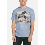 Running Free Paard Shirt