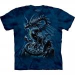 Skull Dragon Draak Shirt
