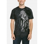 Silver Dragon Draak Shirt