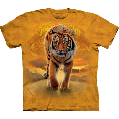 Rising Sun Tiger Tijger Shirt