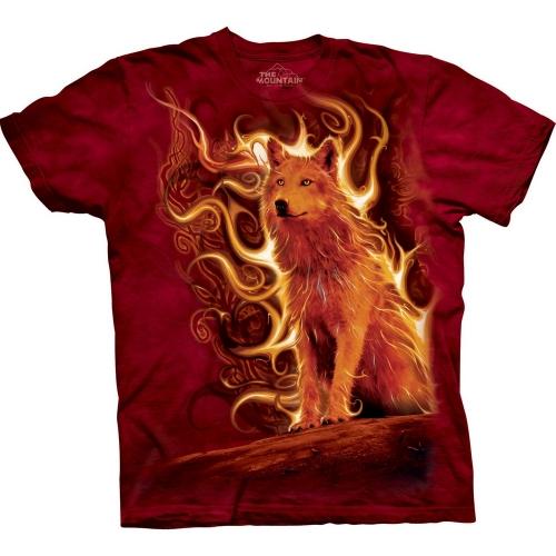Phoenix Wolf Shirt