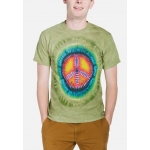 Peace Tie Dye Shirt