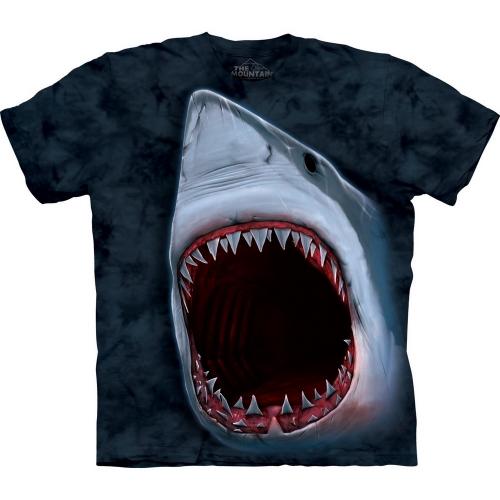 Shark Bite Dieren Shirt