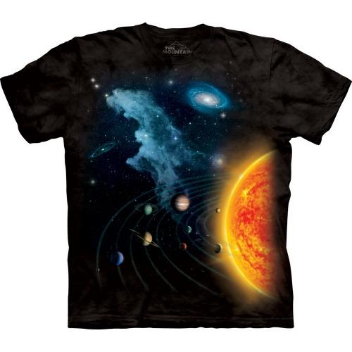 Solar System Ruimte Shirt