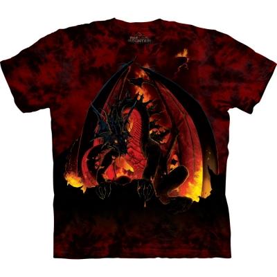Fireball Draak Shirt