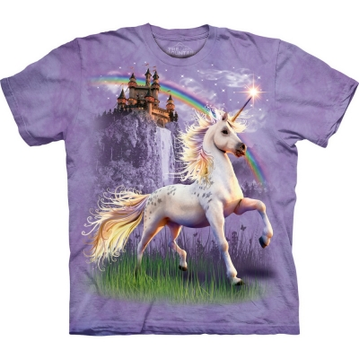 Unicorn Castle Eenhoorn Shirt
