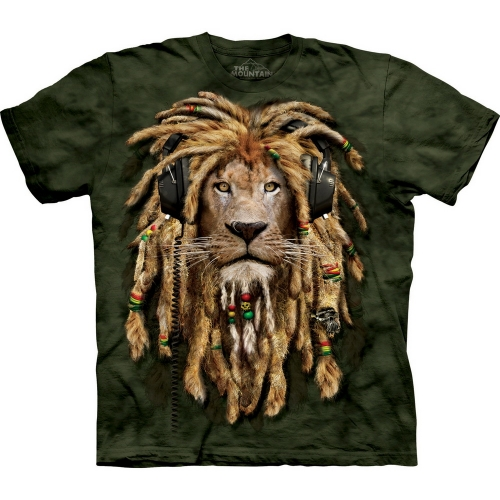 Dj Jahman Leeuw Shirt