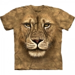 Lion Warrior Leeuw Shirt