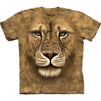 Lion Warrior Leeuw Shirt