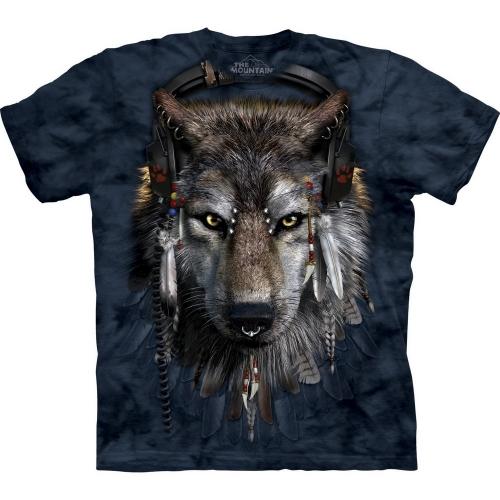 Dj Fen Wolf Shirt