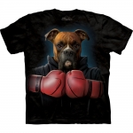Boxer Rocky Dieren Shirt